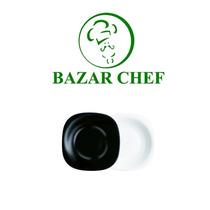 Luminarc - Carine Plato Hondo Blanco - Bazar Chef