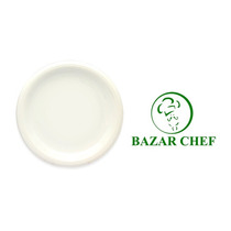 Ancers - Plato Playo Blanco - Bazar Chef