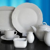 Juego 84 Piezas Porcelana Tsuji1800 Platos Y Tazas Ss