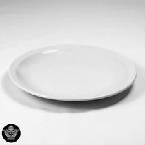 12 Platos Playos 25 Cm Porcelana Tsuji Linea 450 (docena)
