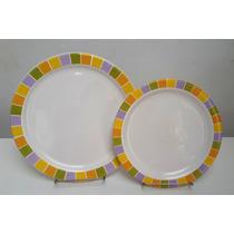 Lindisimos Platos De Ceramica Con Exclusivo Diseño