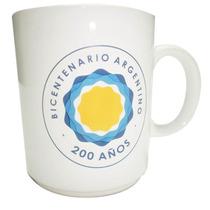 Taza De Ceramica Bicentenario Al Mayor Y Menor Local Once