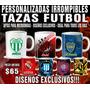 Tazas De Futbol - Personalizalas River Plate - Boca Juniors