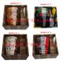 Taza Jarros Jarro C/cuchara Ceramica En Caja Envios Baztelmo