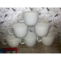 Tazones Y Compoteras De Ceramica Blancos