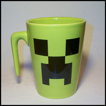 Taza De Minecraft Creeper