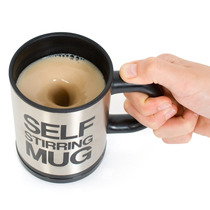 Taza Revolvedora Revuelve Sola Self Stirring Mug A Pilas