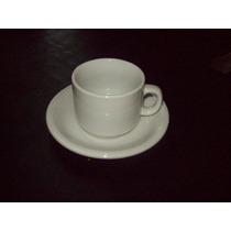 Tazas Y Platos De Te O Cafe Doble
