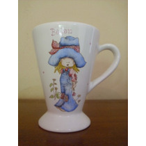 Taza Chocolatera Grande Sarah Kay-betty Boop- Mafalda