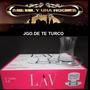 Jgo.de Te Turco Mil Y Una Noch Vidrio 10.00cm X 6cm C.1499