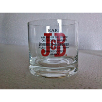 Hermoso Vaso De Fino Cristal. Whisky J&b