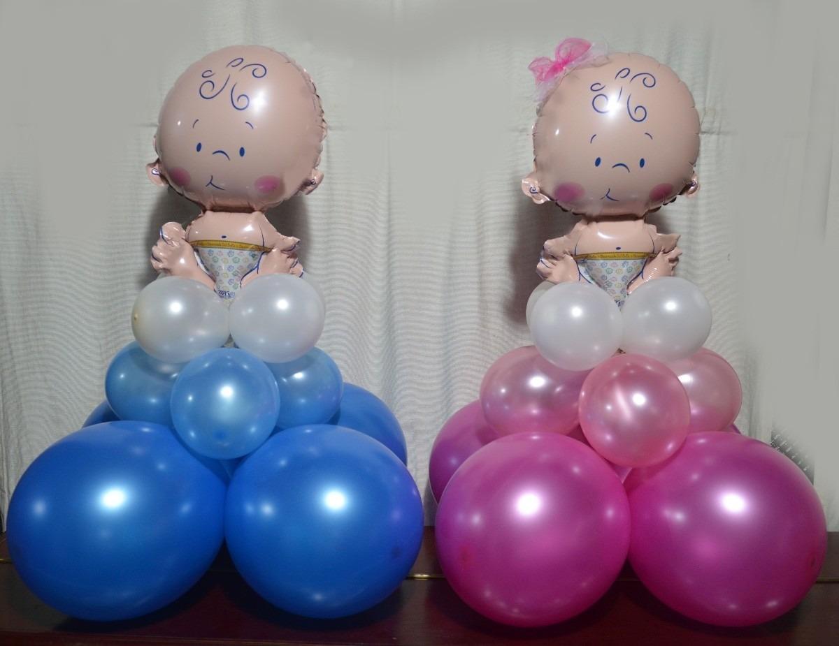 Decoracion con globos para baby shower 4 car interior design - Decoracion de globos ...