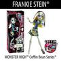 Monster High Frankie Stein Coffin Bean