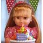 Muñeca Maricela Cumpleaños Cariñito Torta Magica 12 Cuotas