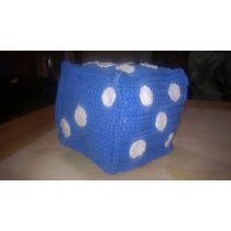 Dado Grande En Crochet Dia Del Niño