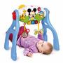 Gimnasio Bebe 3 En 1 Mickey Disney Tapimovil Casa Valente