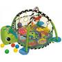 Gimnasio Manta Pelotero Zippy Toys Para Bebes Y Niños
