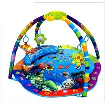 Gimnasio Para Bebe 5208 Luces Y Sonidos Didactico Juguetes