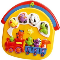 Trencito Musical Infantoys Nimocabebes