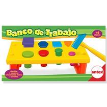 Juguete Para Bebes Banco De Trabajo