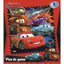 Piso De Goma Eva Cars Rayo Mcqueen 9 Piezas 90x90