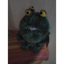 Peluche De Monstruo Verde De Monster University Importado