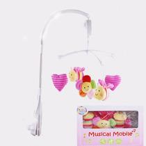 Calesita Musical Movil Cuna