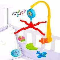 Cunero Musical Movil A Cuerda Bebes Calesita Casa Valente