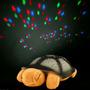 Tortuga Luminosa Musical Proyector De Estrellas Velador