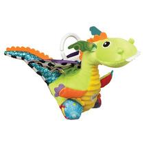 Dragón Flip Flap Alas Mágicas C/movimiento Y Texturas Lamaze