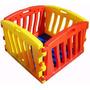 Juegos Niños Bebes Corralito 4 Piezas Vegui 206