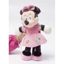 Disney - Peluche Mickey/minnie - Sonajero