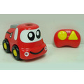 Auto Control Remoto Niños Luces Sonidos Bomberos Zippy Toys