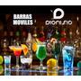 Barras Moviles ,barmans ,tragos Dionisio, Cockteleria