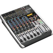 Behringer Xenyx Qx1204 Usb Consola Mixer 12 Canales Sonido