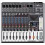 Venetian Audio Xenyx X1222 Usb Consola Mixer 12 Efectos