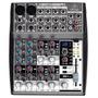 Behringer Xenyx 1002fx Consola Mezcladora 10ch + Efectos