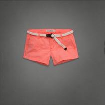 Abercrombie & Fitch Shorts Mujer Varios Mode Nueva Temporada