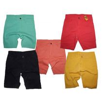 Bermudas Jeans Y Gabardina - Jeans710