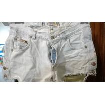 Short Scombro Jeans Talle 31-ver Todas Las Medidas Abajo