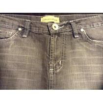 Mini Jeans Gris Semielastizada Ricky Sarkany