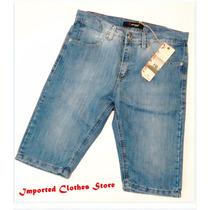 Bermudas De Jeans Hombre Rip Curl Originales 20% Off