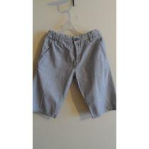 Short/bermuda Varon Talle 12 Zara/billabong, Poco Uso.