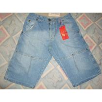 Bermuda Hombre M51 Jeans O Color