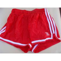 Adidas Short Original Decada Del 80..no Reedicion,sin Uso