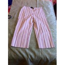 Pantalon Capri De Mujer¡¡muy Lindo¡¡