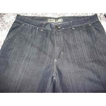 Bermuda Jean Azul Hombre Talle 48 Nueva!!