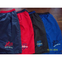 Bermudas Shorts De Baño Talles Grandes Y Especiales Hombres