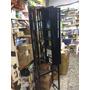 Estanteria Metalica Porta Cds De Pie Con Llave 120 Liquido