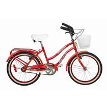 Bicicleta Playera Rodado 20 Dama